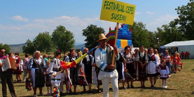 Festivalul cepei- Comuna Suseni