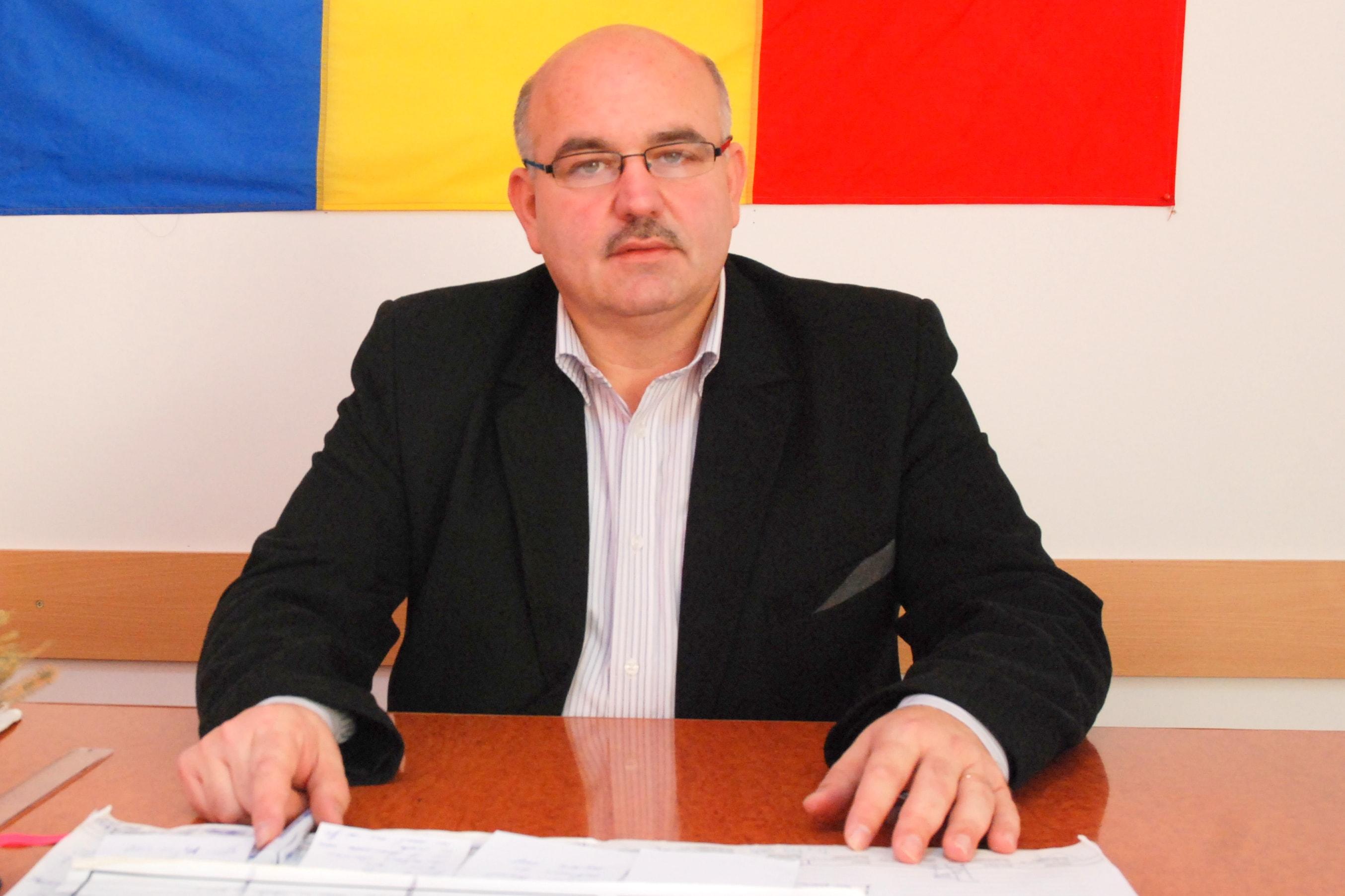 Primar Mircea Maris - Comuna Suseni